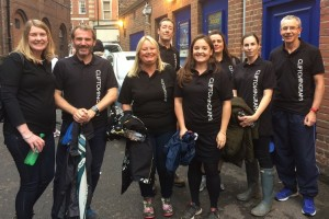 Clifton Ingram raises over £875 for charity in a week